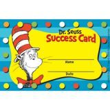 Cat in the Hat Reward Punch Cards