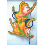 Monkey Toss Game