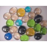Diamond Glass Nugget Marbles