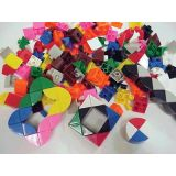 Geo Shapes - Connect-A-Cube