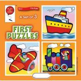 A Set of 3 First Puzzles: Travel