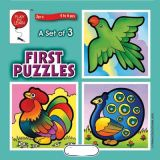 A Set of 3 First Puzzles: Birds