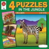 4 Puzzles: In The Jungle
