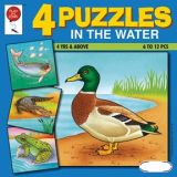 4 Puzzles: In The Water