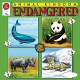 Endangered Animals, 4 puzzles