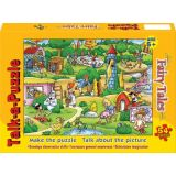 Talk-a-Puzzle: Rhyming Words