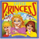 Little Princess Jewelry Dress-Up Game
