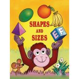 Shapes and Sizes Preschool Book