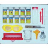Chemistry Lab Kit, 22 chemicals and equipment