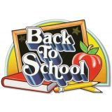 Back-to-School Sign