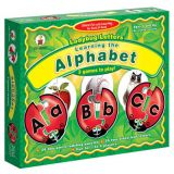 Ladybug Letters Learning the Alphabet