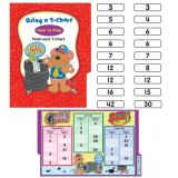 Problem Solving Math File Folder Games To Go, Grade 3