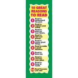 10 Great Reasons to Read Bookmarks