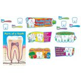 Healthy Teeth Mini Bulletin Board Set
