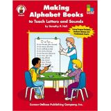 Making Alphabet Books to Teach Letters and Sounds