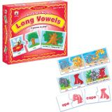 Read and Rhyme: Long Vowels