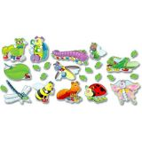 Big Bugs Bulletin Board Set