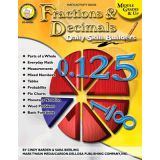 Daily Skills Builders Series, Fractions & Decimals