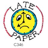 Rubber Stamp, Late Paper