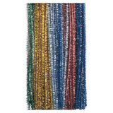 Chenille Stems, Assorted 12 Sparkle Stems