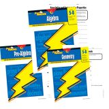 Power Practice™ Middle School Math Variety Pack, Grades 5-8