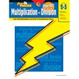 Power Practice™ Timed Tests Multiplication and Division, Grades 2-5