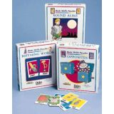 Basic Skills Puzzles, Rhyming Words