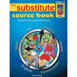 The Substitute Source Book, Grades 3-4