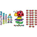 Ladybugs Bulletin Board Set