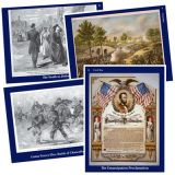 Primary Source Writing Cards, The Civil War