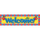 Classroom Banners, Welcome