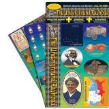 Underground Railroad All-In-One Bulletin Board Set