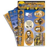 Civil War All-In-One Bulletin Board Set