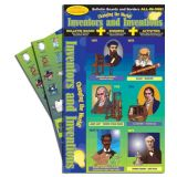 Inventions & Inventors All-In-One Bulletin Board Set