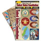 U.S. Constitution All-In-One Bulletin Board Set