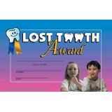 Lost Tooth Mini Award