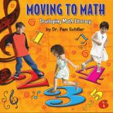 Moving to Math, CD