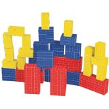 Jumbo Cardboard Blocks, 40 pieces