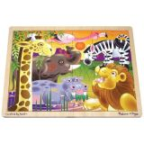 African Plains Jigsaw Puzzle
