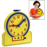 Primary Time Teacher™ , Junior 12-Hour Learning Clock