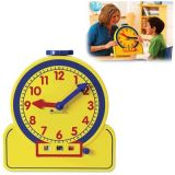 Primary Time Teacher™ , 12-Hour Learning Clock