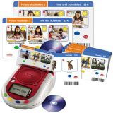 Radius™ Picture Vocabulary 2 CD Card Set for ELL