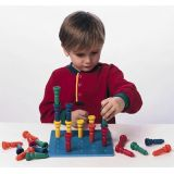 Tall-Stacker™ Pegs, 100 Pegs only