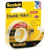 Removable Double Sided Tape, 3/4 x 200