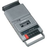 Educational Cassette Models, 2 watts, 8 station listening center, 3 inch speaker, cue and review
