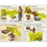 Westward Expansion Teaching Poster Set