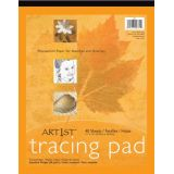 Art1st™ Tracing Pads, 11 x 14