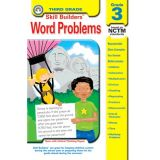 Skill Builders Word Problems, Third Grade