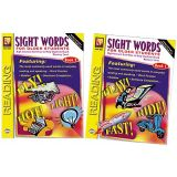 Sight Words For Older Students, Set of both books