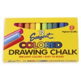 Sargent Art Drawing Chalk